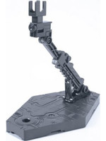 Gundam - Action Base 2 Display Stand Grey - 1/144