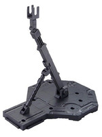 Gundam - Action Base Display Stand Black - 1/144
