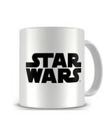 Star Wars - Black Logo Mug