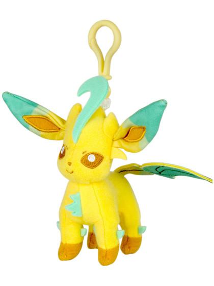 Pokemon - Leafeon Plush Keychain