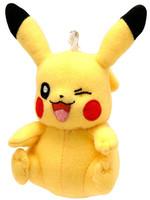 Pokemon - Pikachu Plush Keychain - 9 cm