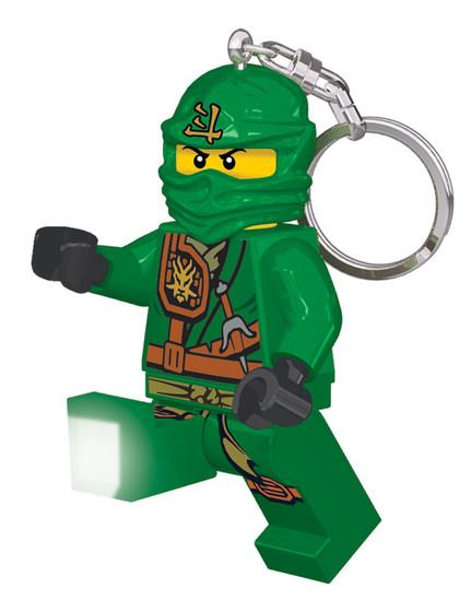LEGO Ninjago - Lloyd Mini-Flashlight with Keychain