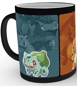 Pokemon - Evolve Heat Change Mug