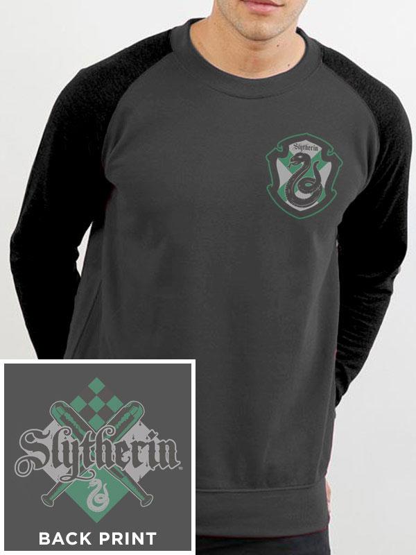 Harry Potter - Slytherin Long Sleeve Shirt