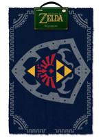 Legend of Zelda - Hylian Shield Doormat