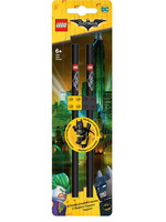LEGO Batman - Pencil with Topper 2-Pack