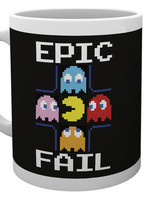 Pac-Man - Epic Fail Mug