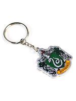 Harry Potter - Slytherin Crest Metal Keychain
