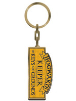 Harry Potter - Keeper of Keys Metal Keychain