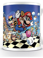 Super Mario - Mario Bros. 3 Art Mug
