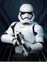 Star Wars - First Order Stormtrooper Bust - 1/6