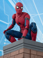 Marvel - Spider-Man Homecoming - S.H. Figuarts