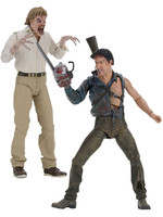 Evil Dead 2 - Hero Ash & Evil Ed 30th Anniversary 2-Pack