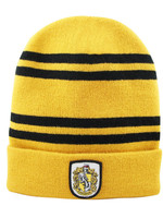 Harry Potter - Hufflepuff Beanie Yellow