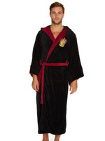 Harry Potter - Gryffindor Fleece Bathrobe