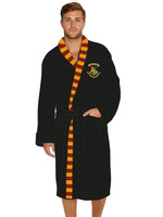 Harry Potter - Hogwarts Fleece Bathrobe
