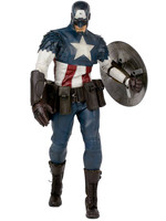 Marvel - Captain America by Ashley Wood - 1/6