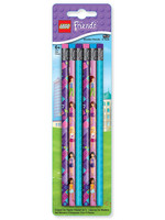 LEGO Friends - Pencil 6-Pack