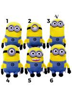 Minions - Plush Figures with Plastic Eyes - 28 cm