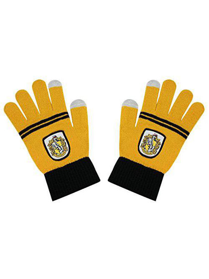 Harry Potter - E-Touch Gloves Hufflepuff