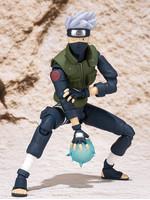 Naruto Shippuden - Kakashi Hatake - S.H. Figuarts