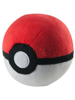 Pokemon - Plush Pokeball - Poke Ball