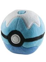 Pokemon - Plush Pokeball - Dive Ball