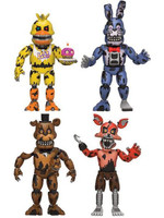 Five Nights at Freddy's Mini - Action Figures Nightmare
