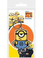 Despicable Me - Mel Rubber Keychain