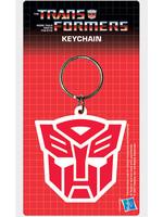 Transformers - Autobot Logo Rubber Keychain