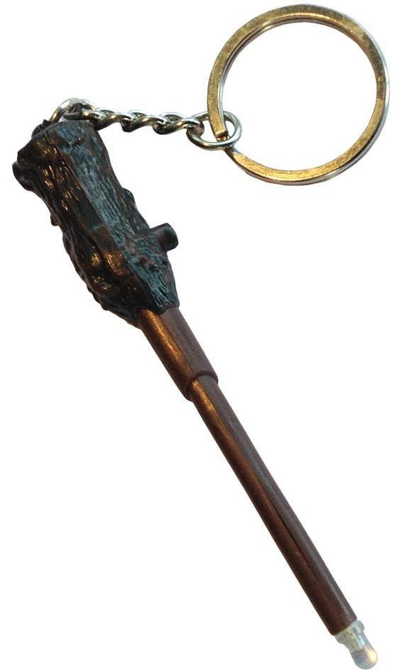 Harry Potter - Harry's Wand illuminating Keychain