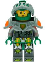 LEGO Nexo Knights - Aaron Alarm Clock
