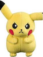 Pokemon - Pikachu (angry) Plush - 20 cm