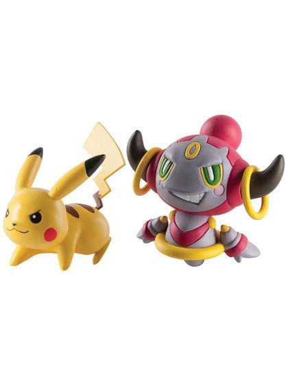 Pokemon - Hoopa vs Pikachu