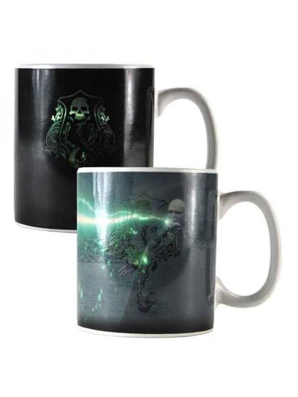 Harry Potter - Voldemort Heat Change Mug