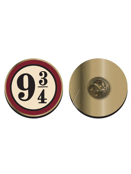 Harry Potter - Platform 9 3/4 Pin