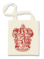 Harry Potter - Gryffindor Crest Tote Bag