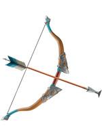 Legend of Zelda Breath of the Wild - Traveler's Bow and Arrow