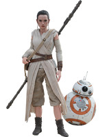 Star Wars - Rey & BB-8 MMS - 1/6