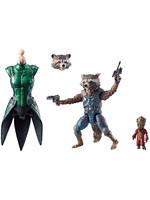 Marvel Legends - Rocket Raccoon & Groot
