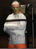 The Silence of the Lambs - Hannibal Lecter Straitjacket - 1/6