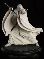 Hobbit - Saruman the White at Dol Guldur Statue - 1/6