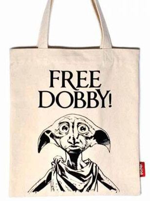 Harry Potter - Dobby Tote Bag