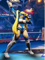 Street Fighter - Rainbow Mika - S.H. Figuarts