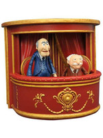The Muppets Select - Statler & Waldorf 2-Pack