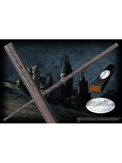 Harry Potter Wand - Sybill Trelawney