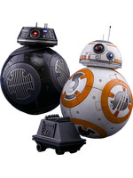 Star Wars - BB-8 & BB-9E 2-Pack MMS - 1/6