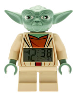 LEGO Star Wars - Yoda Alarm Clock
