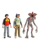 Stranger Things - Dustin, Will &  Demogorgon - ReAction 3-Pack