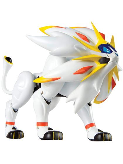 Pokemon Sun and Moon - Solgaleo